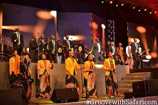 Groove Party in Nairobi. PHOTO   George courtesy of FB.