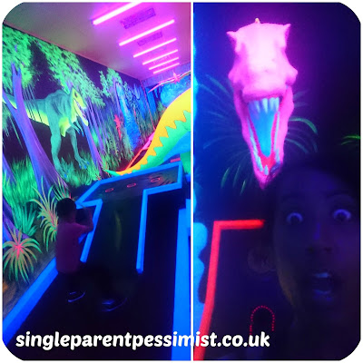 Our Review of Jurassic Globalls, Brighton