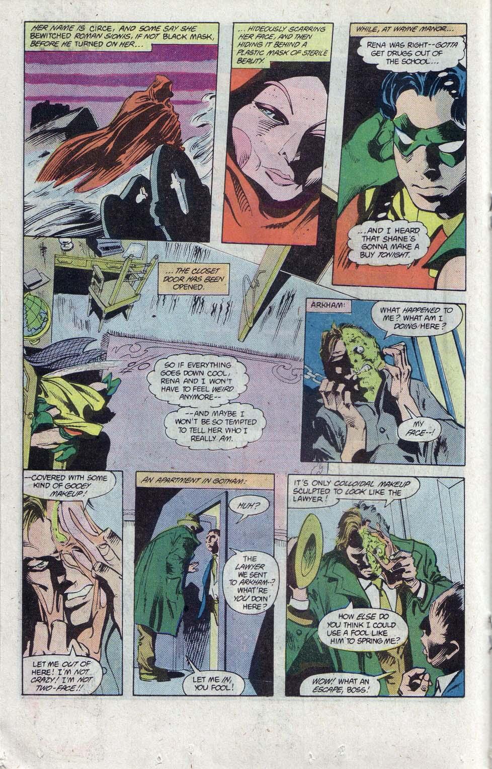 Detective Comics (1937) 563 Page 16