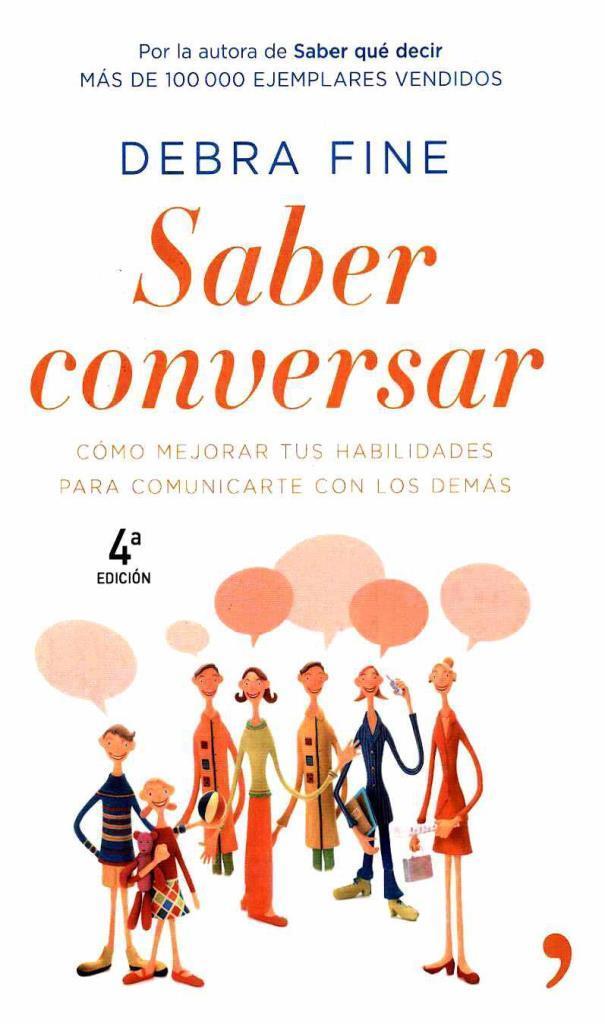 Saber conversar – Debra Fine