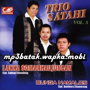 Trio Satahi - Bunga Namalos (Full Album)