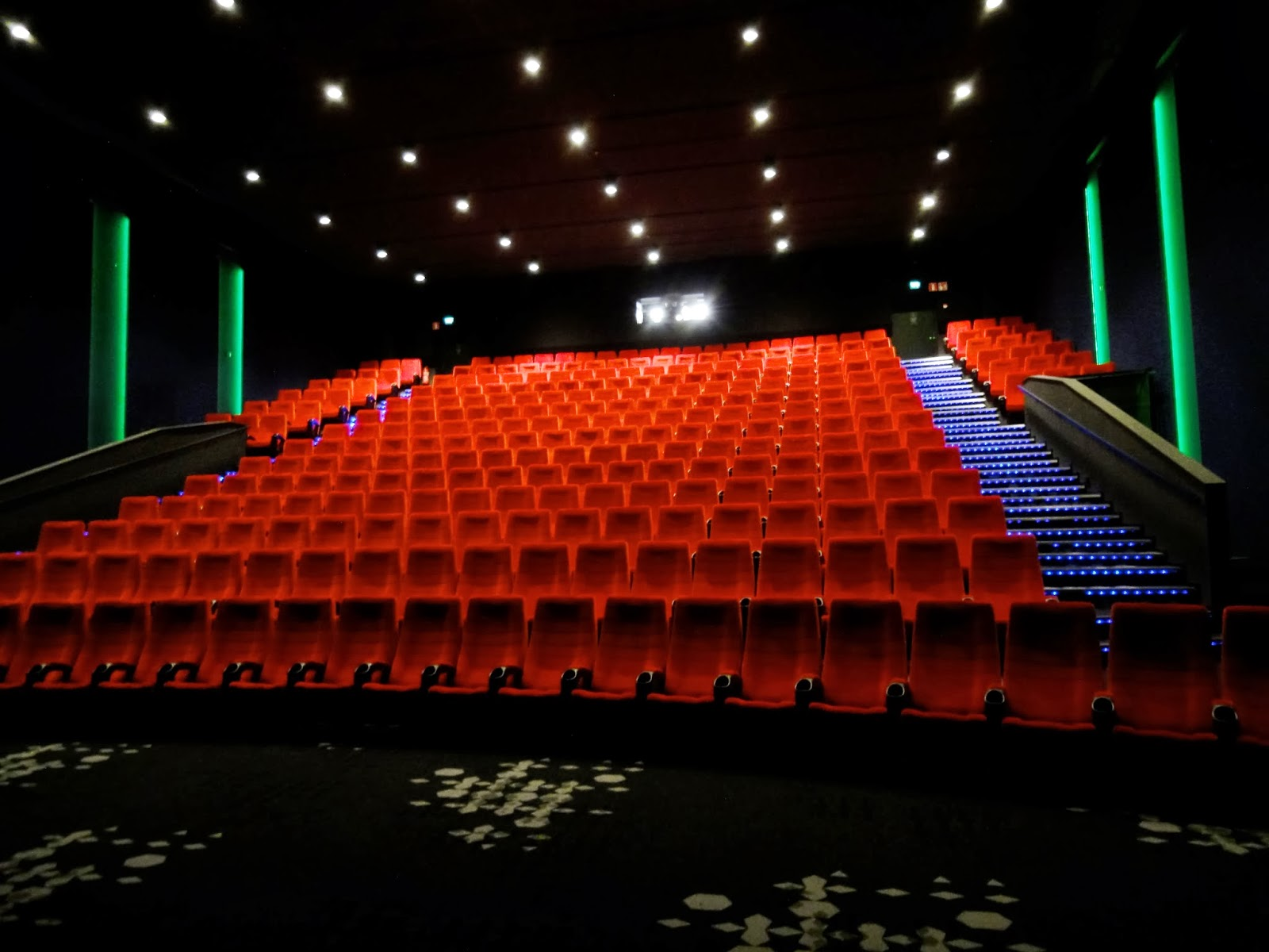 Elokuvateattereita: Finnkino Scala
