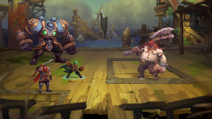 battle chasers nightwar multiplayer