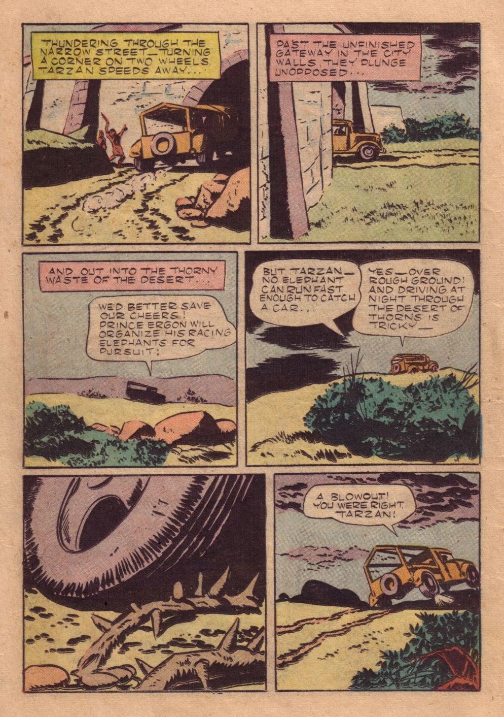 Tarzan (1948) issue 40 - Page 22