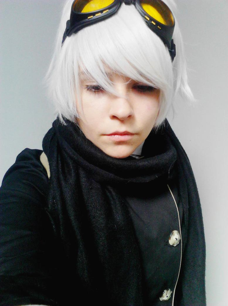 White Hair - Top Haircut Styles 2021