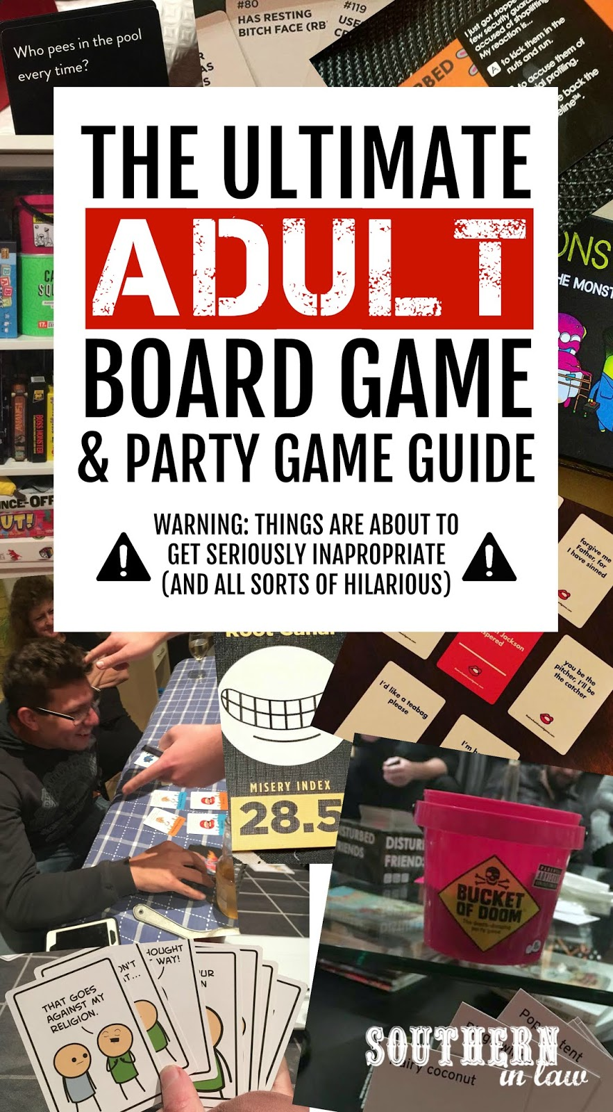 The Ultimate Adult Board Game Guide - Adult Only NSFW Party Games You NEED To Buy