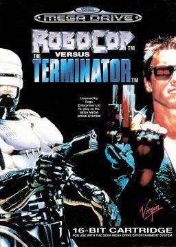 Rom de Robocop vs Terminator - Mega Drive - PT-BR