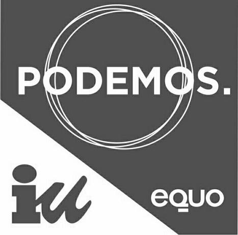 infoLibre revela el logo de Unidos Podemos en las papeletas del 26-J
