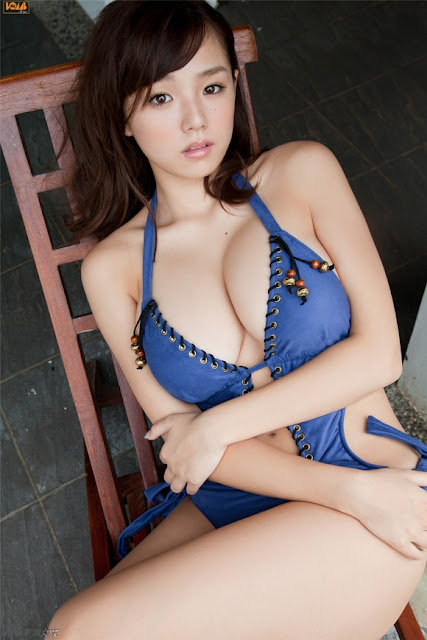 Hot girls Ai Shinozaki sexy japan singer with big breasts 2