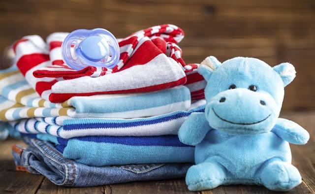 Compras de enxoval de bebe na Califórnia