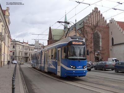 EU8N, MPK Kraków