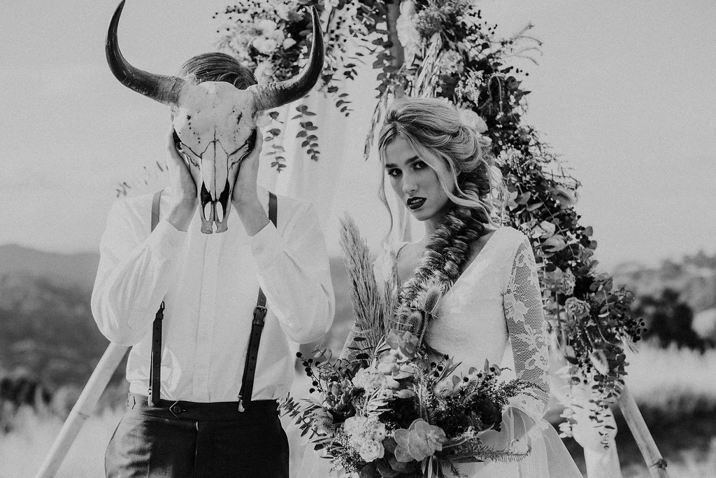 STYLED: YOUNG LOVE   BOHEMIAN GLAM STYLED WEDDING GOLD COAST QLD