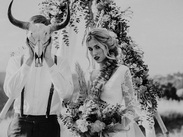 ➳ YOUNG LOVE | BOHEMIAN GLAM STYLED WEDDING INSPIRATION SHOOT {GOLD COAST}