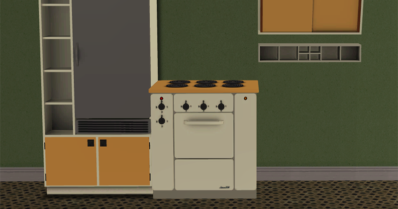 How Do You Make A Kitchen Island On Sims