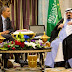 Barack Hussain Obama cancels Taj Mahal visit due to death of Saudi's King Sheikh 'Abdullah' : Breaking