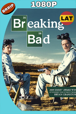 BREAKING BAD SERIE COMPLETA BRRIP 1080P LATINO-INGLES MKV