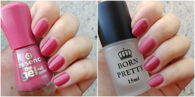 Born Pretty Store Super Matte Change Surface Glossy Oil Nail Polish