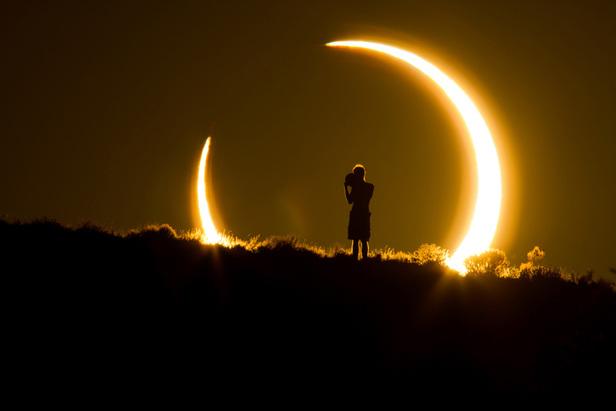 Gerhana Matahari Total (GMT) akan Menghampiri Indonesia pada Maret