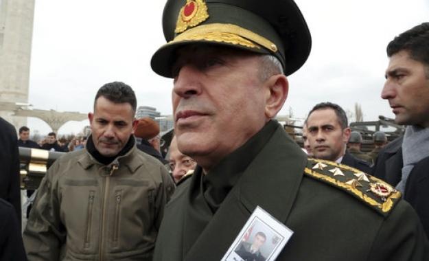 Τούρκος ΑΓΕΕΘΑ: Θα προστατεύσουμε τα συμφέροντά μας σε Αιγαίο, Κύπρο και Μεσόγειο