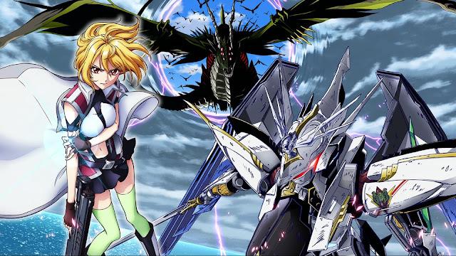 Download Kumpulan Anime Cross Ange BD (Episode 01 – 25) Subtitle Indonesia Full Episode