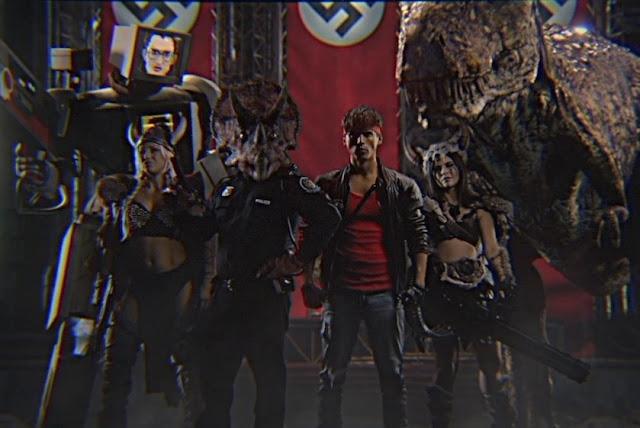 """Produção de """"Kung Fury 2"""" começa em julho, Michael Fassbender e Schwarzenegger vão co-estrelar"""