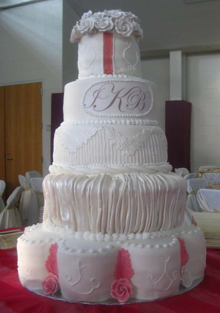 Wedding Cake Prices 17 Fresh Big Wedding Cakes Big