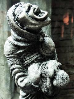 Réplica de Raquel, da Torre de Jesús, Museo da Catedral, La Plata
