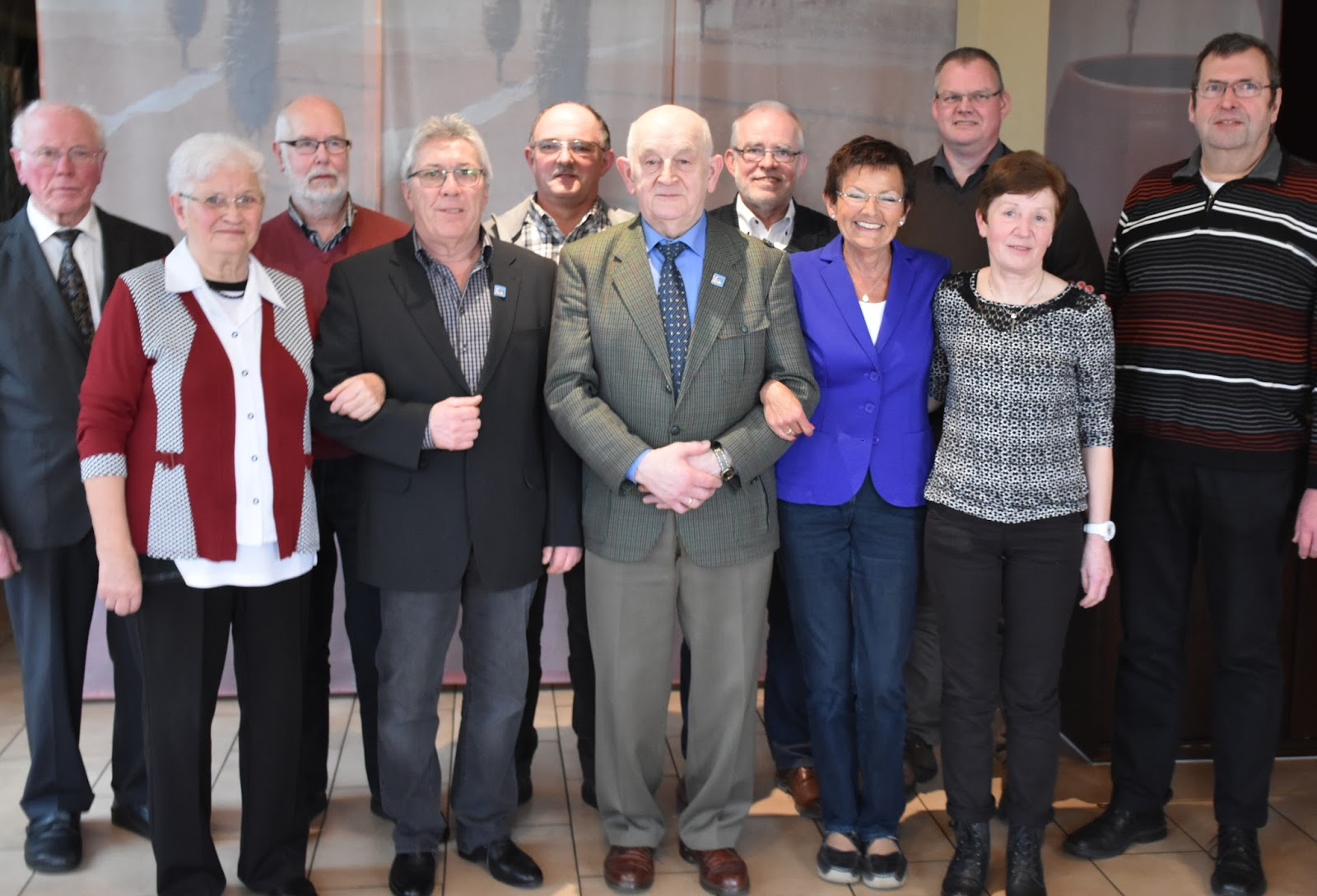 Elte: Hubert Wältring 16 Jahre Vorsitzender des Heimatvereins Elte