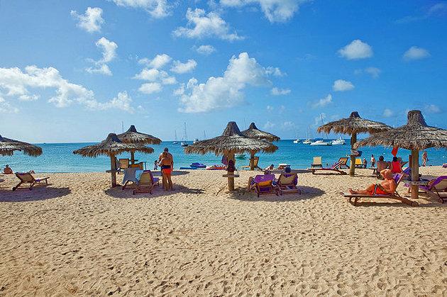 Rodney Bay,St Lucia