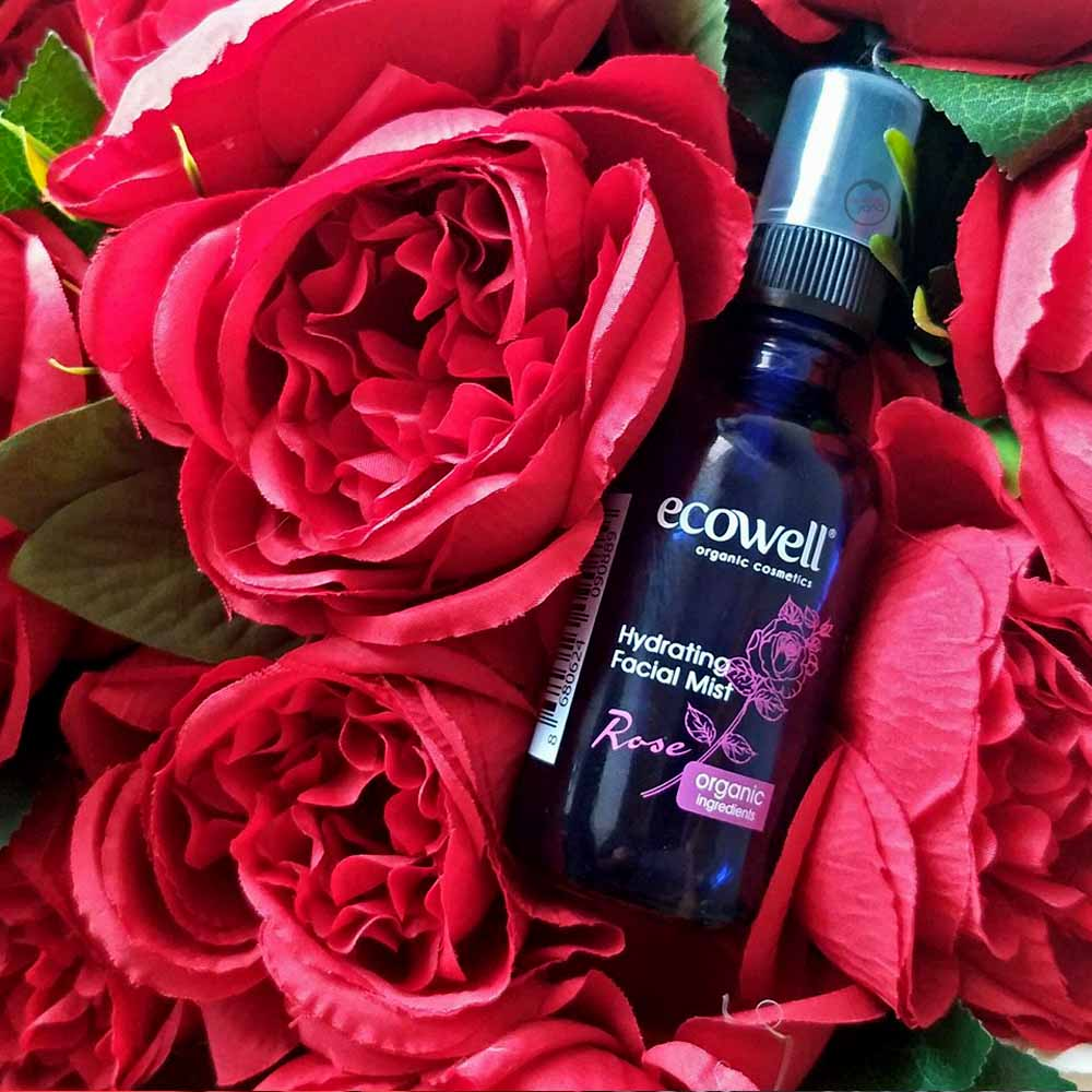 Ecowell Hydrating Rose Facial Mist Giveaway