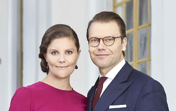 New official photos for the Swedish Crown Princess Couple's Foundation