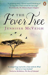 The Fever Tree by Jennifer McVeigh cover