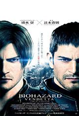 Resident Evil: Vendetta (2017) WEB-DL 1080p Latino AC3 2.0 / ingles AC3 5.1