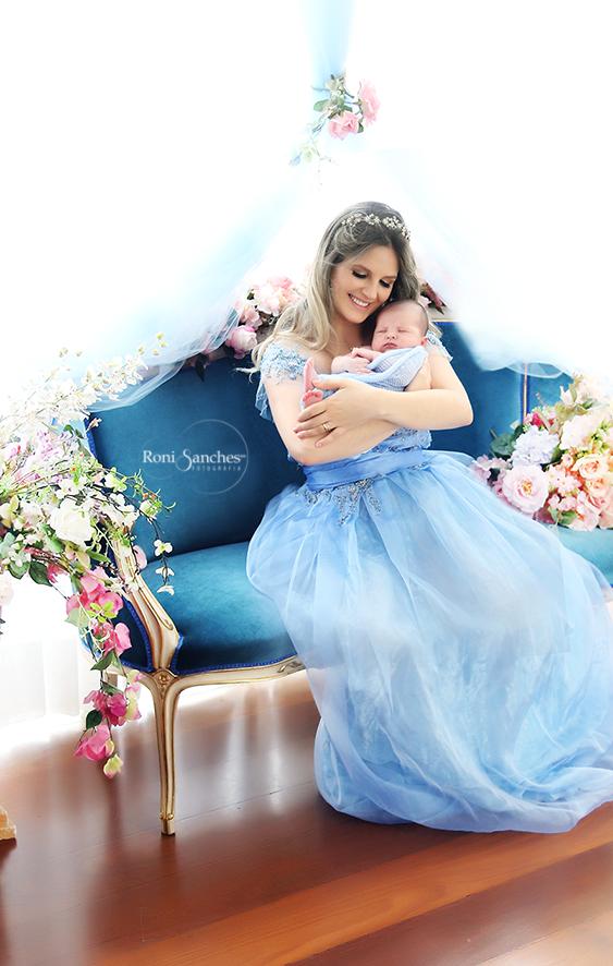 Book newborn foto mamãe e bebê