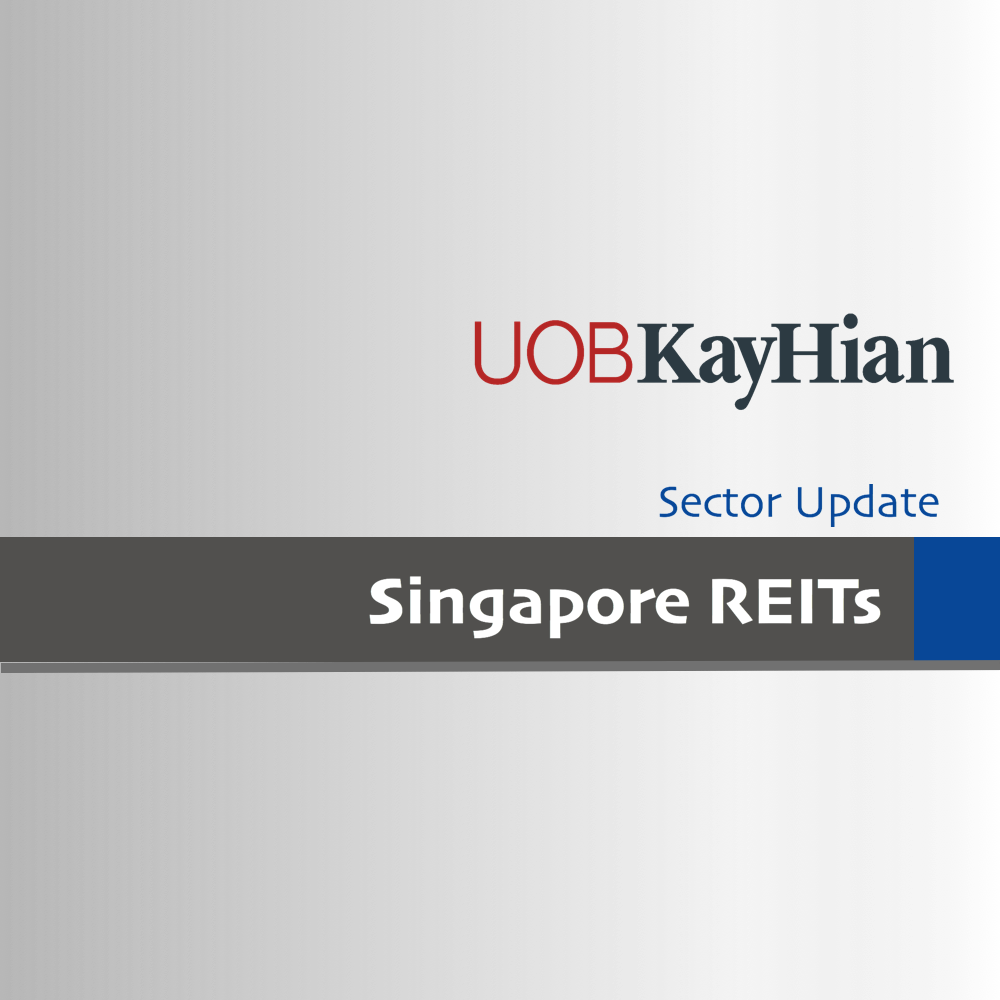 Singapore REITs - UOB Kay Hian 2016-10-31: 3Q16 Results Of SGREIT, CDREIT And FHT In Line With Expectations