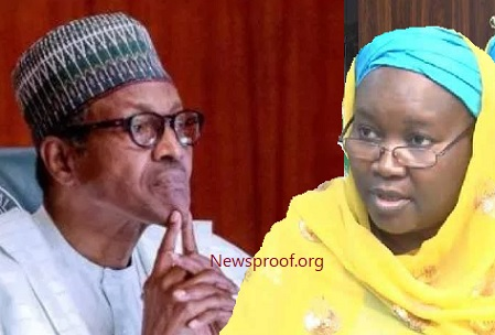 AMINA ZAKARI AND BUHARI