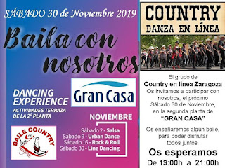 Country en Linia Zaragoza