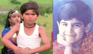 जुड़वा में छोटे सलमान खान