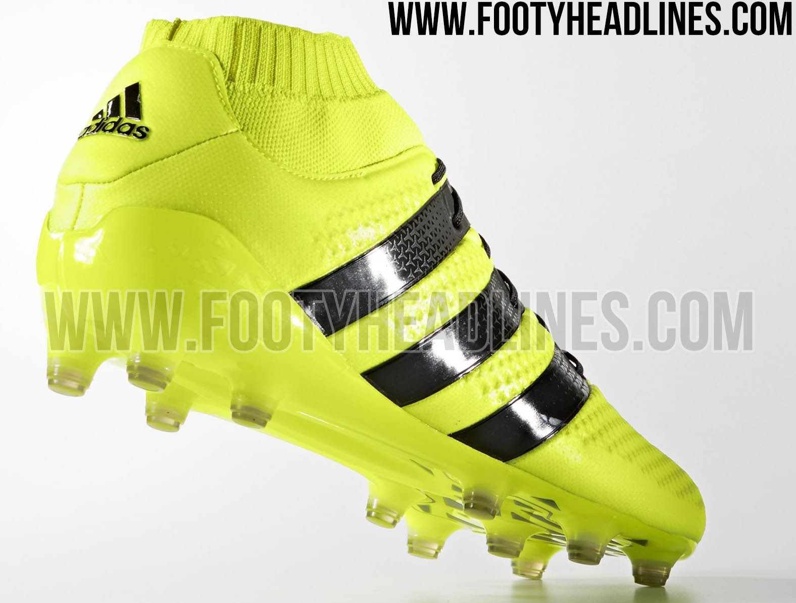 Adidas Ace 16.1 Primeknit Yellow
