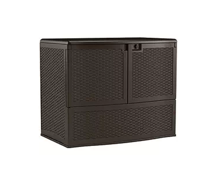 Suncast Storage Boxes, Suncast Vertical Deck Boxes, Suncast Elements, Suncast Storage Cube, Suncast Patio Storage Box, Suncast Wicker Deck Box, Suncast Deck Box with Seat, Suncast,