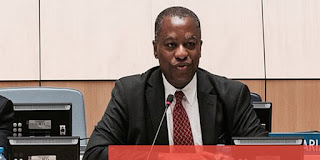 Minister of Foreign Affairs, Geoffrey Onyeama