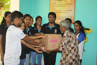 Wayamba University students Social Harmony Project with Eastern & Jaffna University