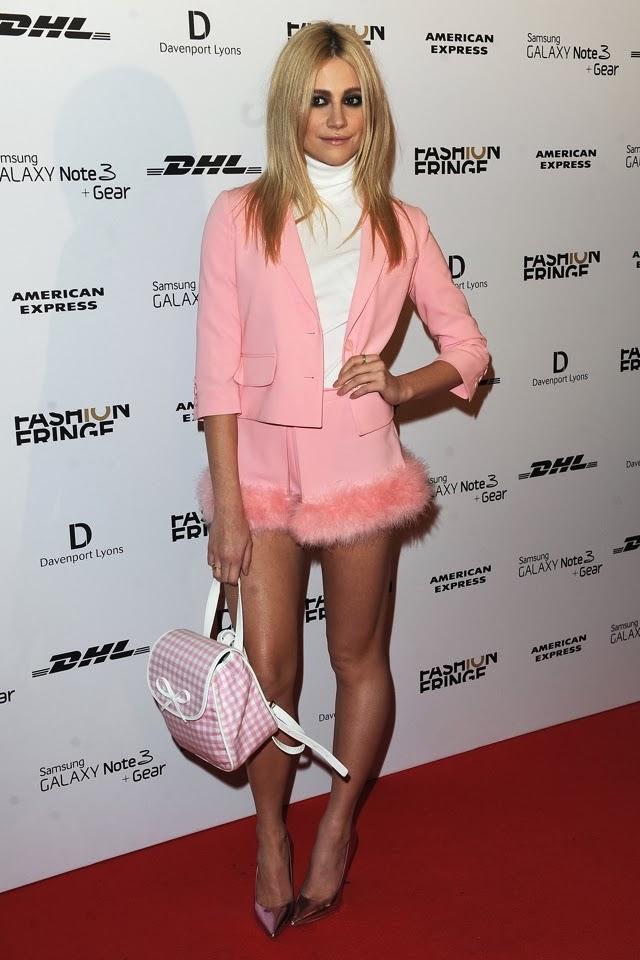 Fashion World Celebrity Style Dec 2013