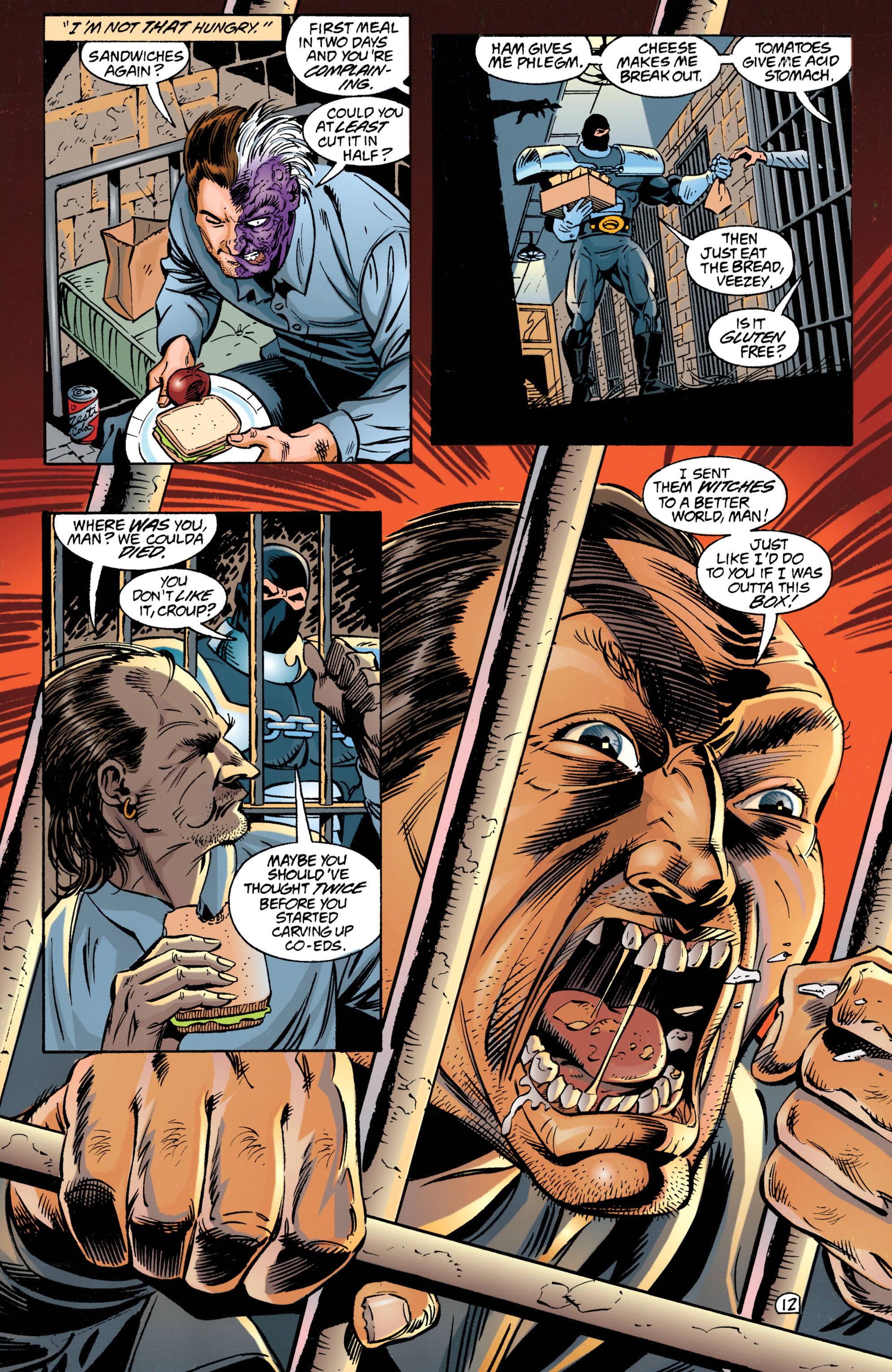 Detective Comics (1937) 698 Page 11