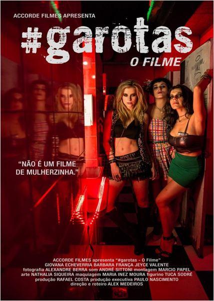 Baixar #Garotas O Filme RMVB DVDRip Torrent