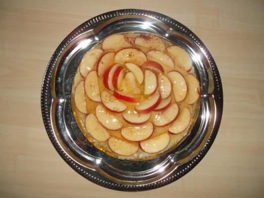 Dort s jablky