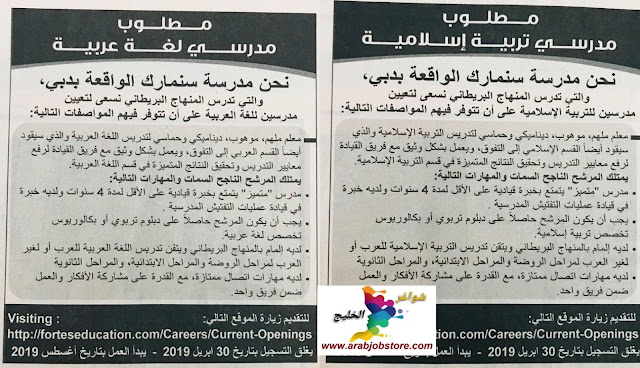 Sunmarke School Careers