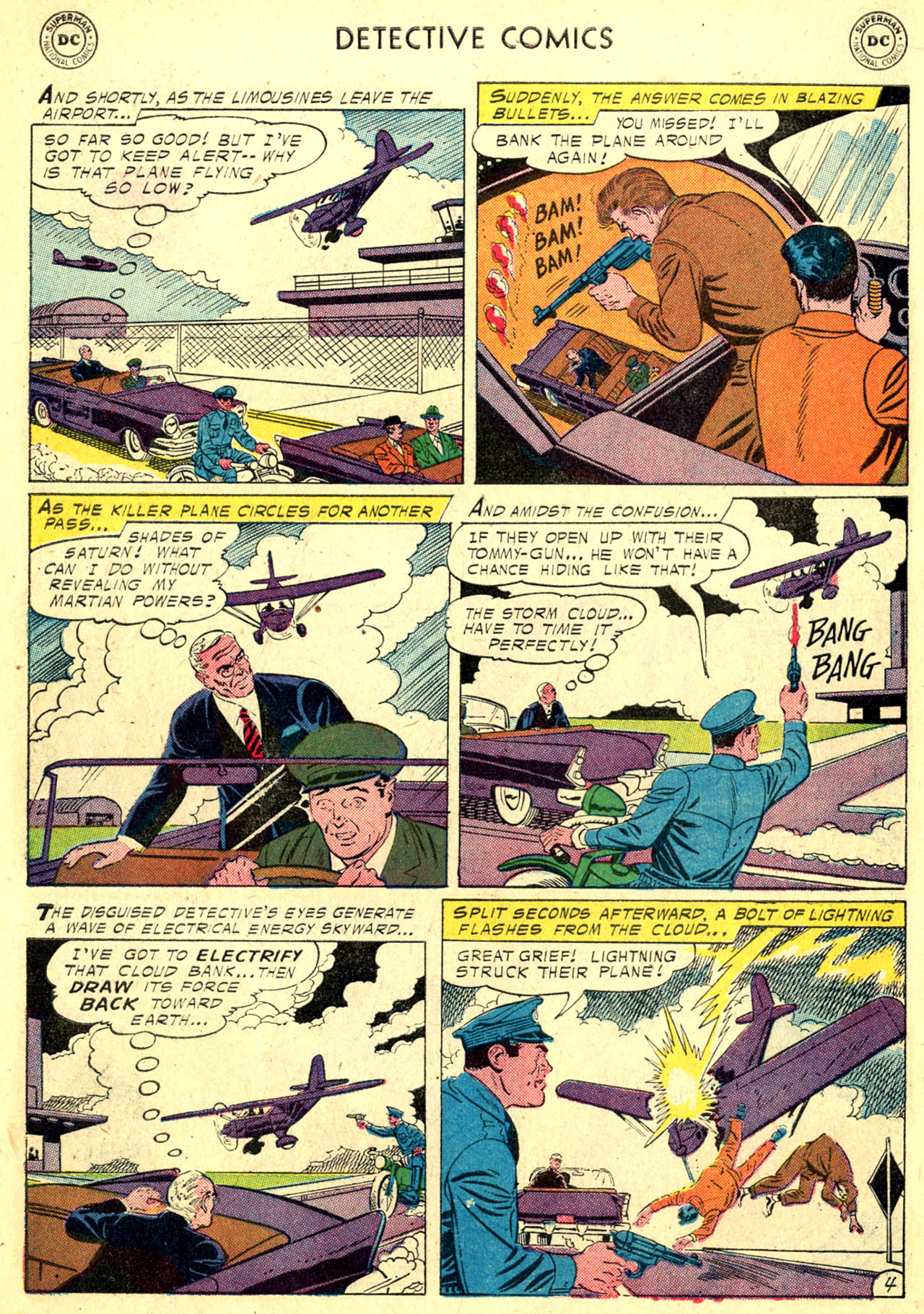 Read online Detective Comics (1937) comic -  Issue #249 - 30