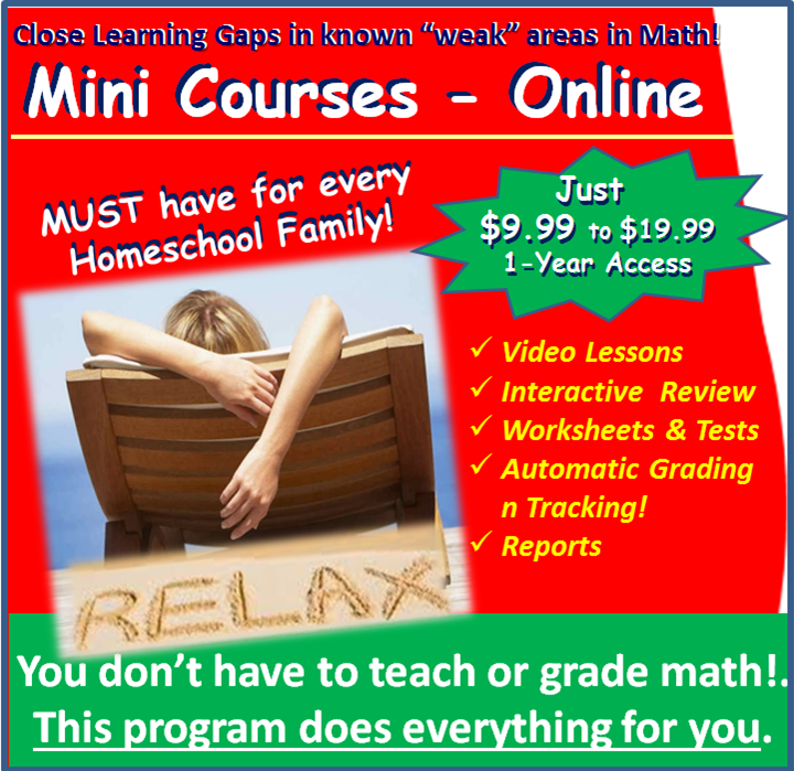 Teachers - Only $19.99 for Online Courseware. Includes Free Ebook!