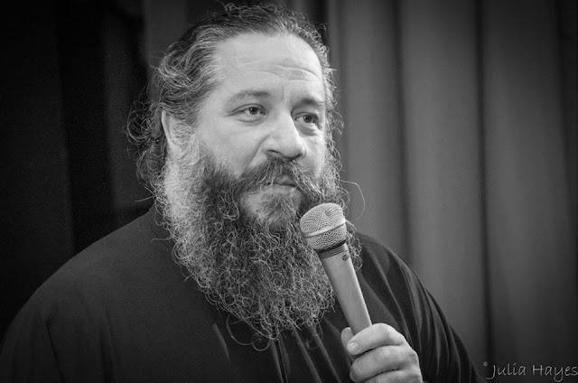 """""""Μαζί Του σε υπέρλογη κι αντισυμβατική πορεία""""-Κυριακάτικο Κήρυγμα π . Γεωργίου Σχοινά  25/9/2016."""